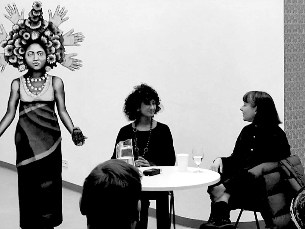 Talk with Rajkamal Kahlon & Ana Teixeira Pinto